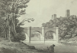 Durham, Prebends Bridge